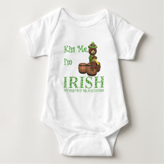 Kiss Me I'm Irish, but First Buy Me A Guinness Tshirts