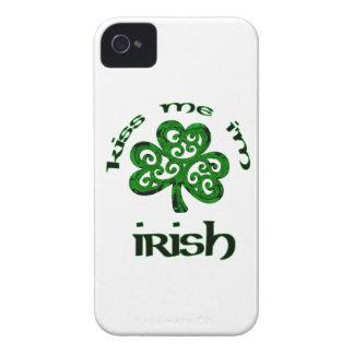 Kiss Me, I'm Irish Case-Mate iPhone 4 Cases