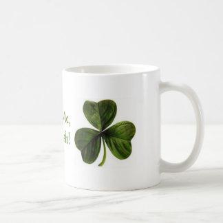 Kiss Me, I'm Irish! Coffee Mugs