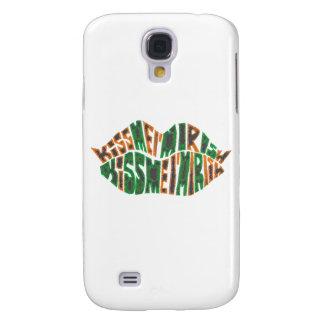 Kiss me I'm Irish Galaxy S4 Cases