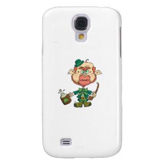 Kiss me I'm irish Galaxy S4 Covers