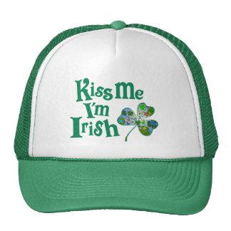 Kiss Me I'm Irish Hat