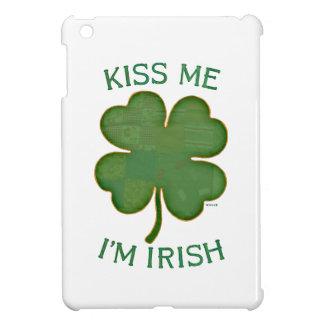 Kiss Me I'm Irish iPad Mini Case