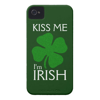Kiss Me I'm Irish - iPhone 4 Case