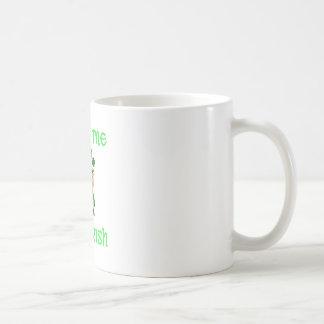 Kiss Me Im Irish ~ Lil Blarney Coffee Mug