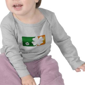 Kiss Me I'm Irish Logo Tshirt