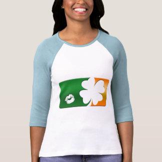 Kiss Me I'm Irish Logo Tshirts