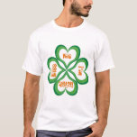 Kiss Me I'm Irish Men's T-shirt