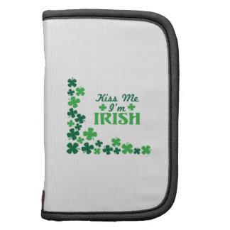 Kiss Me Im Irish Planner