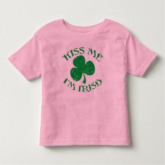 Kiss Me Im Irish Shirt