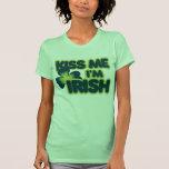 Kiss me Im Irish Shirts