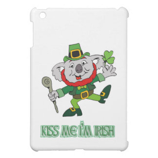 Kiss Me I'm Irish Speck Case iPad Mini Covers