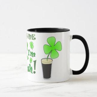 Kiss Me I'm Irish - St Patricks Day Mug