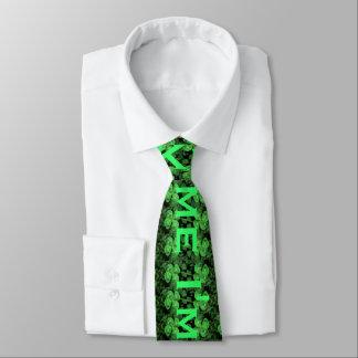 Kiss me I'm Irish St Patrick's Tie 2