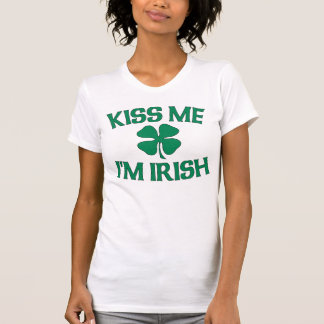 Kiss Me I'm Irish T-Shirt