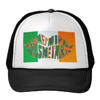 Kiss me I'm Irish Trucker Hat