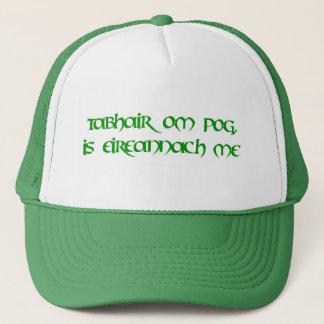 Kiss me, I'm Irish! Trucker Hat