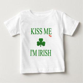 Kiss Me Im Irish Tshirt