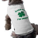 Kiss me I'm Irish Vintage T-Shirt