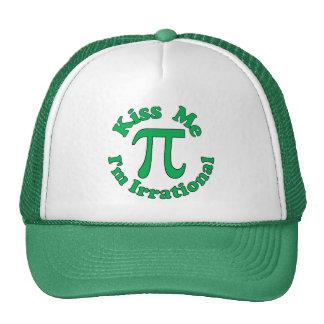Kiss me, I'm Irrational Trucker Hat