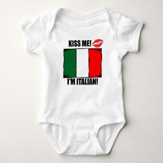 Kiss Me I'm Italian Tees