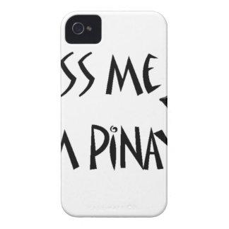 Kiss me I'm pinay iPhone 4 Cases