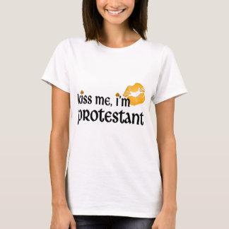 Kiss Me I'm Protestant T-Shirt