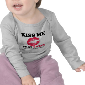 Kiss me I'm so sweet Tee Shirt