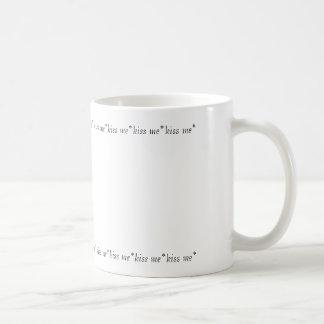 Kiss Me! I'm Swedish Mug