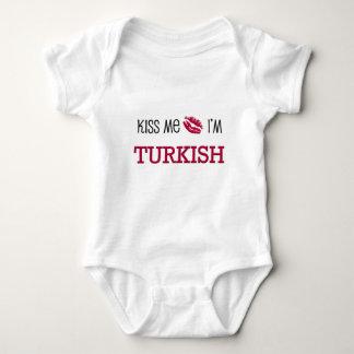 Kiss Me I'm TURKISH T Shirts