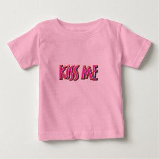 Kiss Me Infant T-Shirt