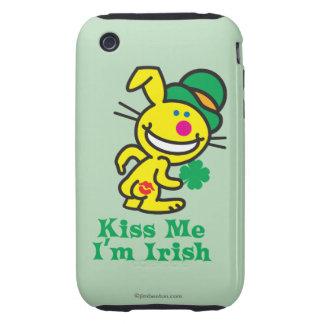 Kiss Me iPhone 3 Tough Case