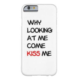 Kiss ME iPhone 6 Case