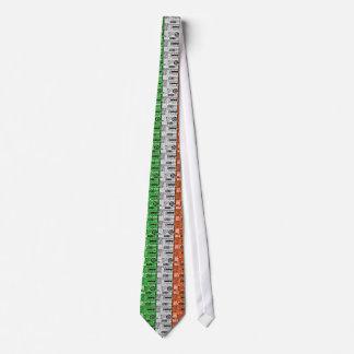 Kiss Me Irish Flag Tie