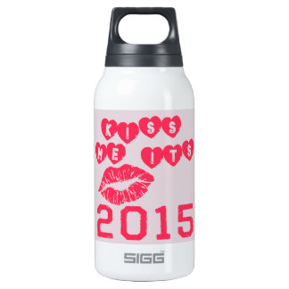 Kiss Me It's 2015 SIGG Thermo 0.3L Insulated Bottle