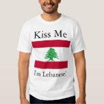 Kiss Me - Lebanese T-shirt