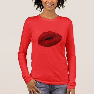 KISS ME! LONG SLEEVE T-Shirt