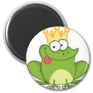 Kiss Me! 2 Inch Round Magnet