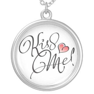 Kiss Me! Necklace