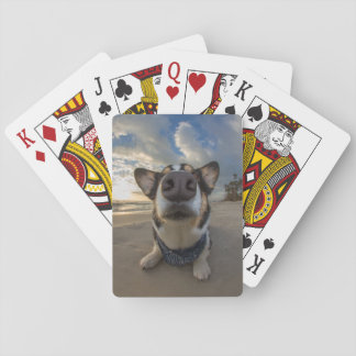 Kiss Me Playing Cards