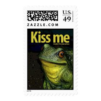 KISS ME POSTAGE