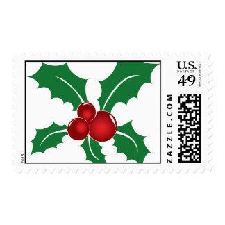 kiss me postage stamp