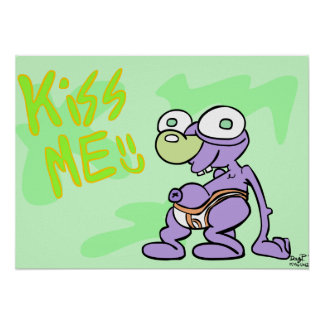Kiss Me! Poster