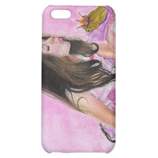 Kiss me princess frog Speck Case iPhone 5C Cases