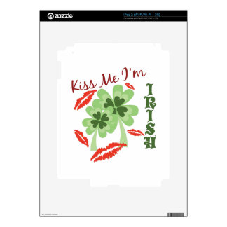 Kiss Me Skins For The iPad 2