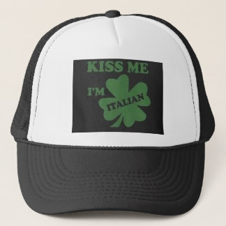 KISS ME... TRUCKER HAT