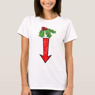 Kiss Me Under The Mistletoe T-Shirt