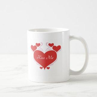 Kiss Me Valentine Mug