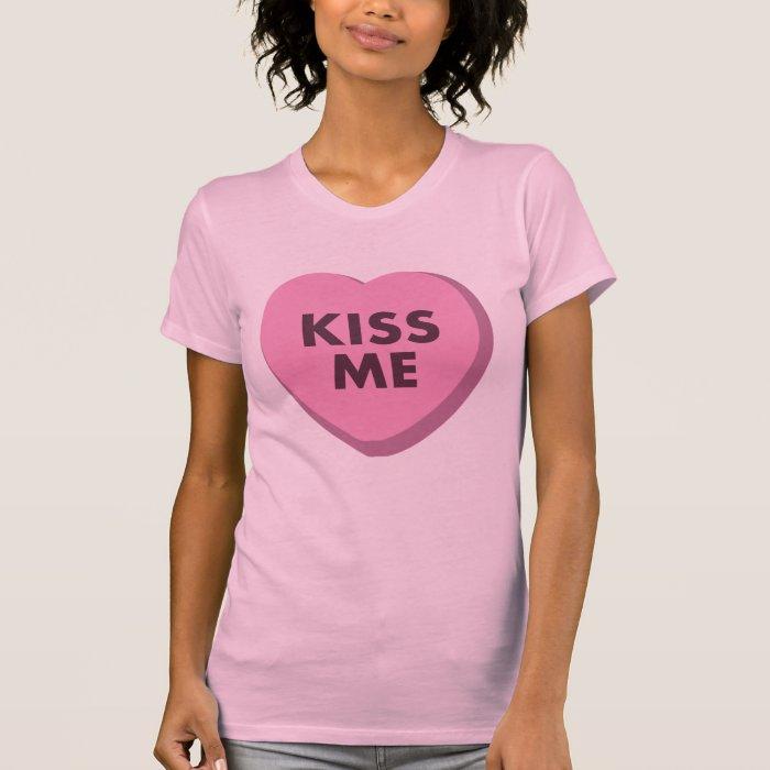 Kiss Me, Valentine's Day T-Shirt