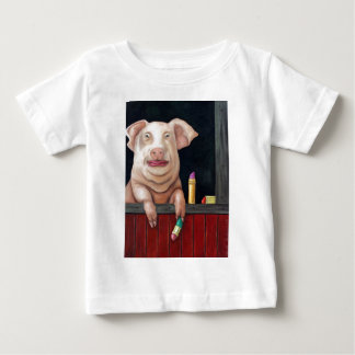 Kiss Me You Fool! Baby T-Shirt